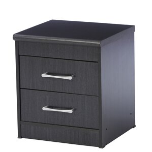 Adams 2 Drawer Nightstand by Andover Mills