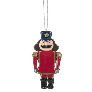 nutcracker hanging figurine
