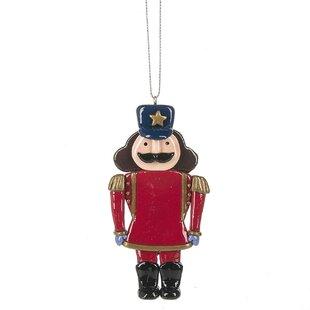 nutcracker hanging figurine