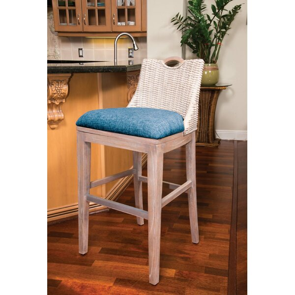Belize 30 Bar Stool by Alexander & Sheridan Inc.