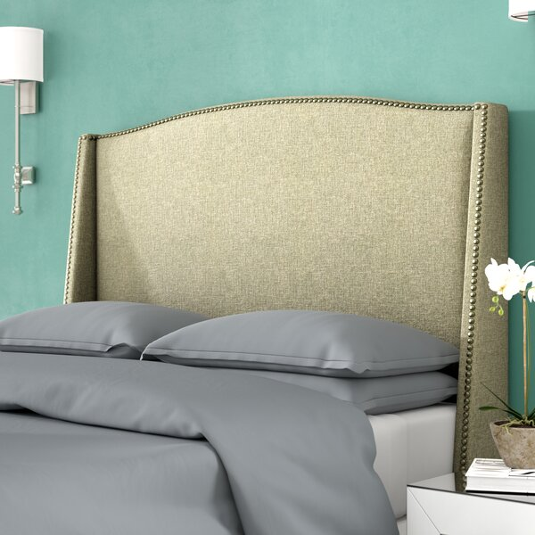 Munro Wingback Headboard by Mercer41