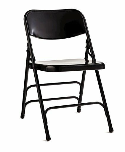 2700 Series Plastic Folding Chair (Set of 4) by Samsonite Furniture