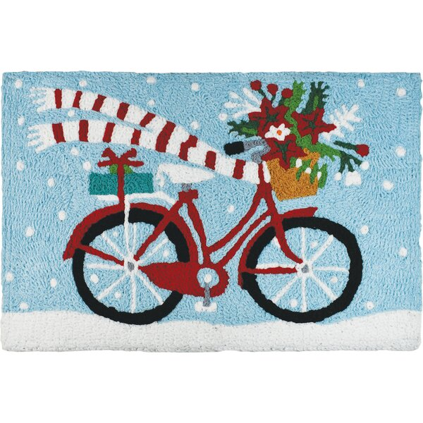 Rosaline Holiday Biking Mat