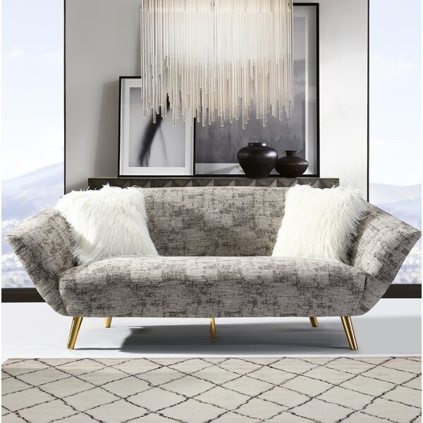 Shafer Sofa by Everly Quinn