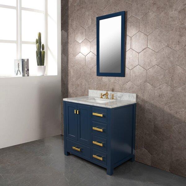 Crisler 36 Single Bathroom Vanity Set