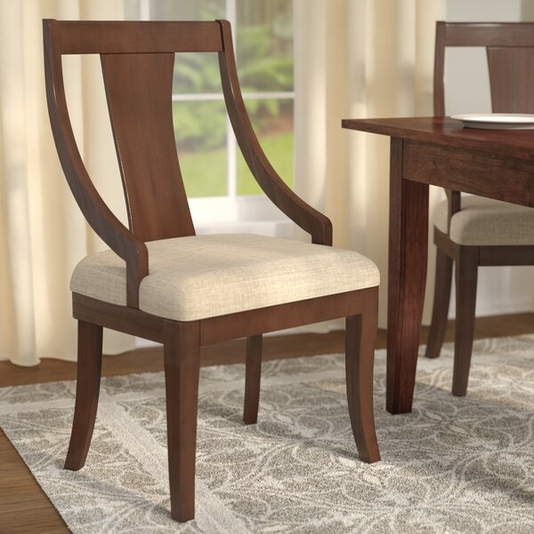 Bayridge Upholstered Dining Chair (Set of 2) by Red Barrel Studio