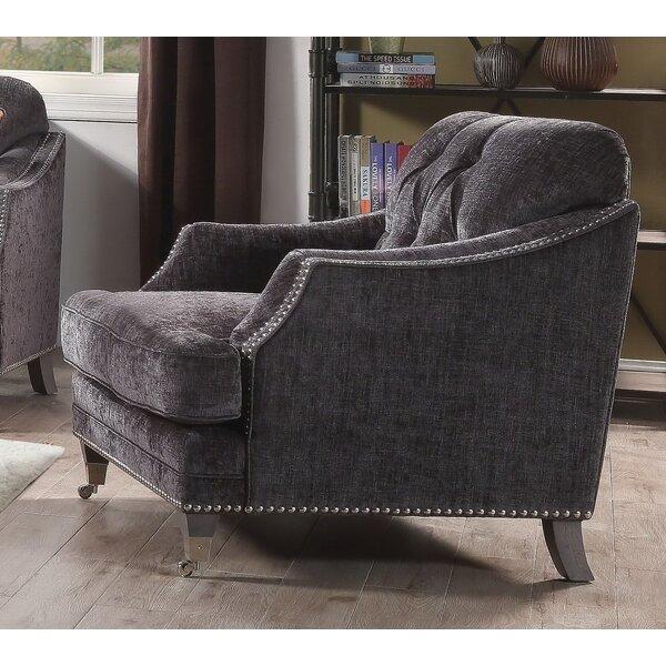 Ruggeri Armchair by Canora Grey Canora Grey