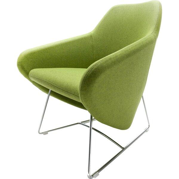 Taxido Sled Base Lounge Chair