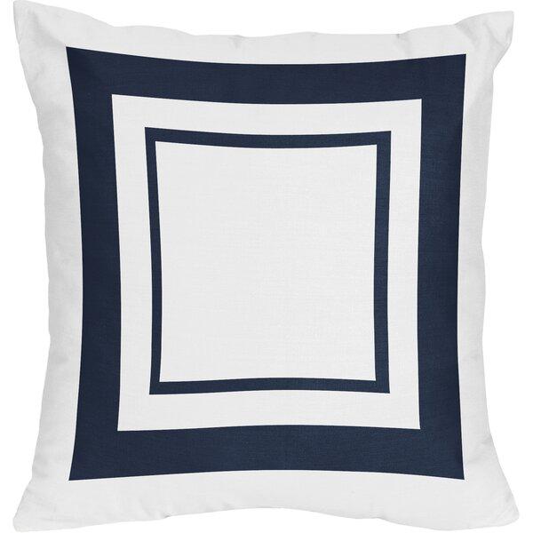 Hotel Cotton Throw Pillows (Set of 2) by Sweet Jojo Designs