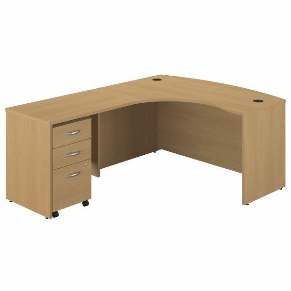 Series C L-Shape Executive Desk by Bush Business Furniture