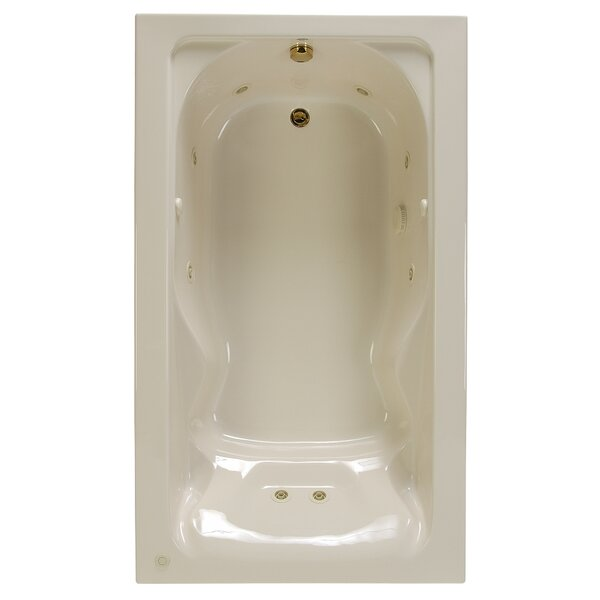 Cadet 72 x 42 Soaking Bathtub by American Standard