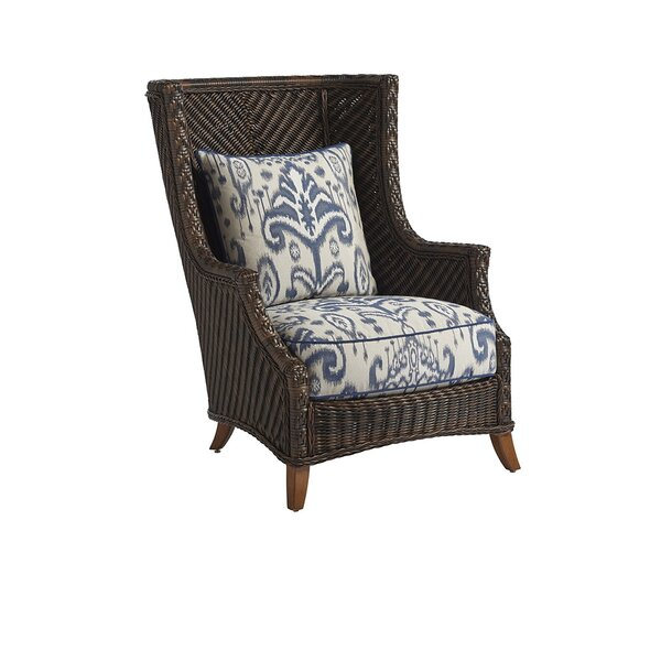 Island Estate Lanai Patio Chair with Cushions by Tommy Bahama Outdoor Tommy Bahama Outdoor