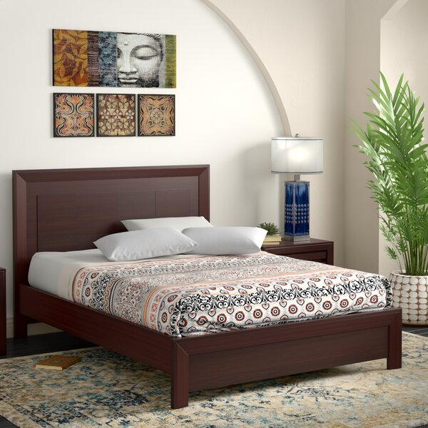 Fierro Platform Bed by World Menagerie