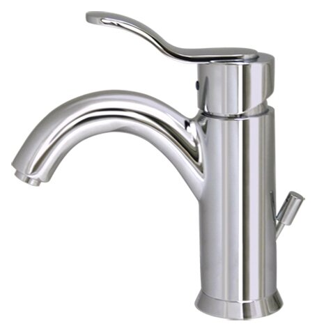Galleryhaus Single Hole Bathroom Faucet with by Whitehaus Collection