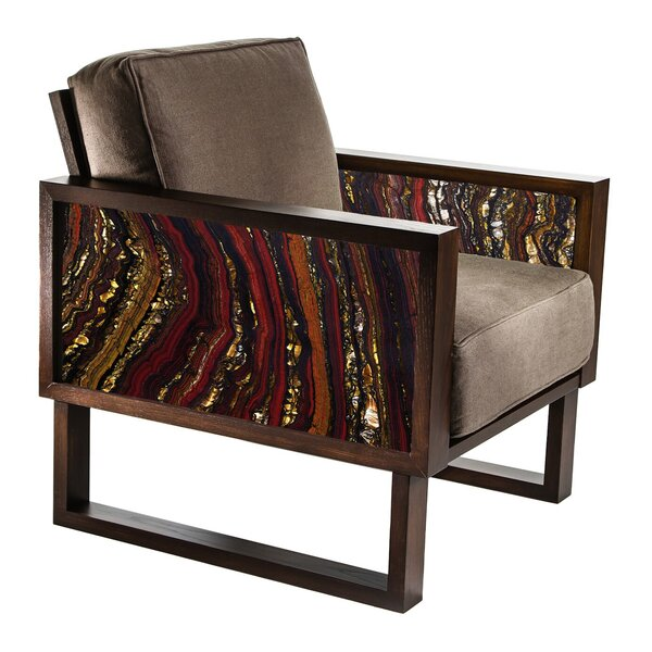 Craner Armchair by Bungalow Rose