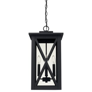 Compare & Buy Aticus 4-Light Outdoor Hanging Lantern By Alcott Hill