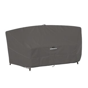 Wonderful Patio Curved Modular Sectional Sofa Cover