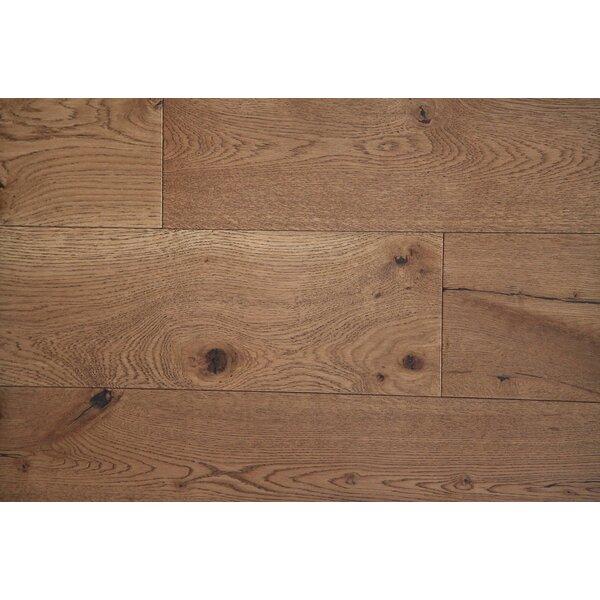 Vita Bella Plus 7 Engineered Oak Hardwood Flooring in Natural/Red by Alston Inc.