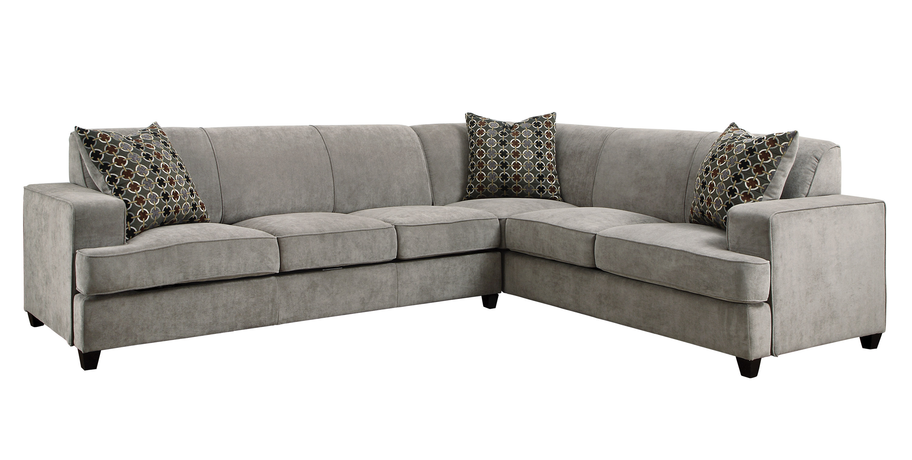caswell sleeper sectional. modern sectional sofas  allmodern