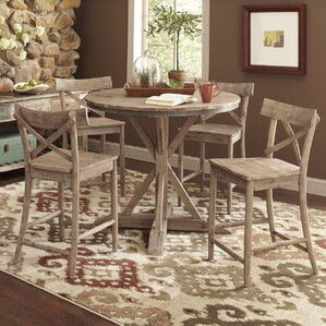 Dupre Counter Height Pub Table by One Allium Way