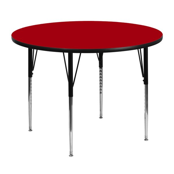 48 Circular Activity Table by Flash Furniture
