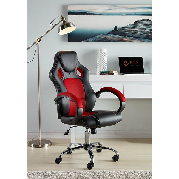 Dacus High-Back Mesh Gaming Chair by Orren Ellis