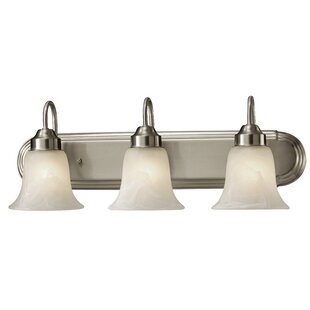 Compare Stewart 3-Light Vanity Light By Canarm