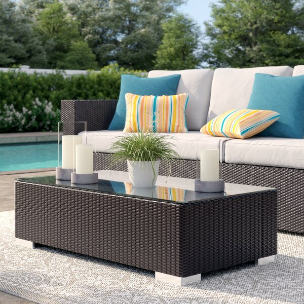 Brentwood Coffee Table by Sol 72 Outdoor Sol 72 Outdoor