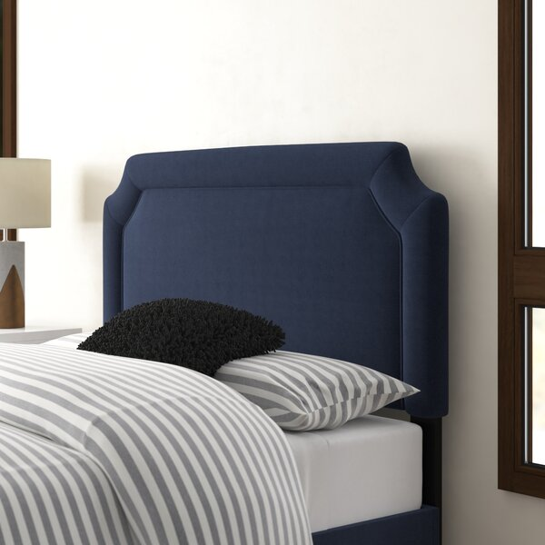 Klein Upholstered Panel Headboard by Alcott Hill