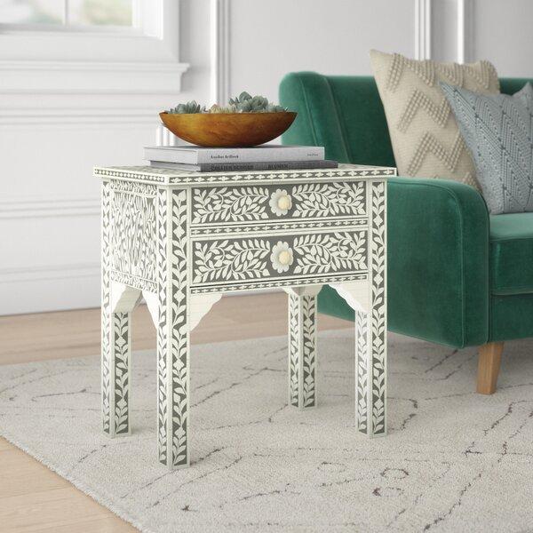 Charmain Hale End Table By Mistana