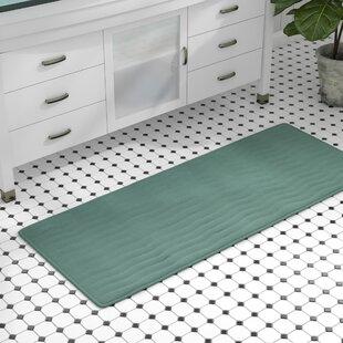 Reviews Barrientos Memory Foam Extra Long Bath Rug ByMercury Row