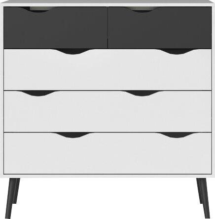 Mateer 5 Drawer Chest by Langley Street