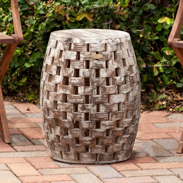 Ballendat Garden Stool by World Menagerie