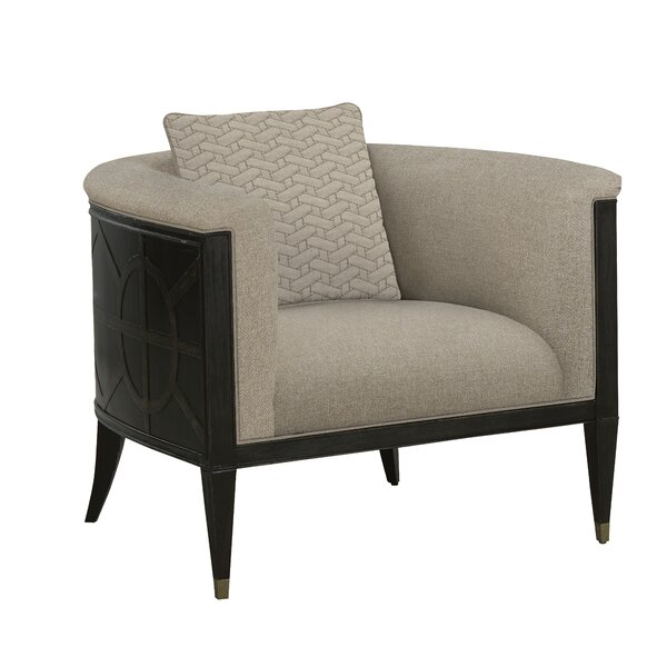 Cogdill Barrel Chair by Darby Home Co