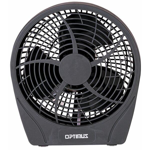 9 Floor Fan by Optimus