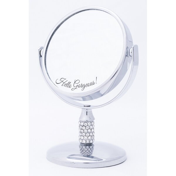 Hello Gorgeous Mini Mirror by Danielle Creations