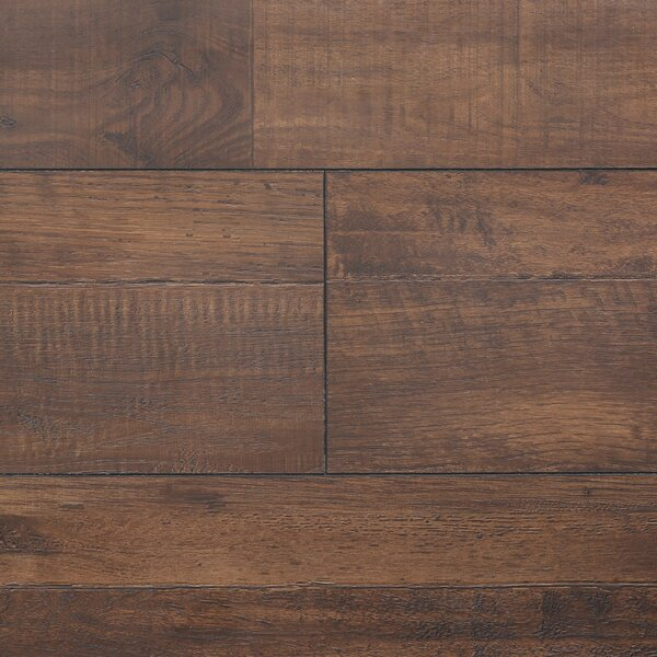 8 x 48 x 12.3mm  Laminate Flooring in Vintage Timber (Set of 22) by Serradon