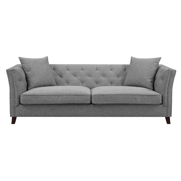 Latest Fashion Trevino Sofa by Everly Quinn by Everly Quinn