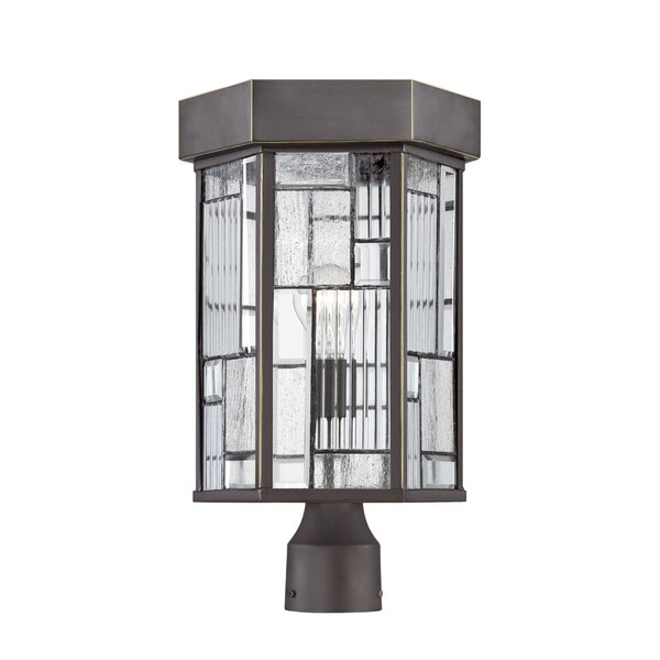Cochecton 1-Light Lantern Head by Latitude Run