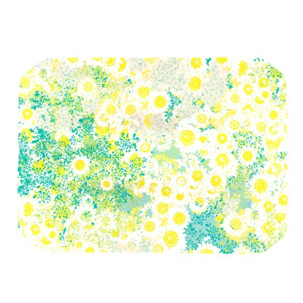 Myatts Meadow Placemat by KESS InHouse