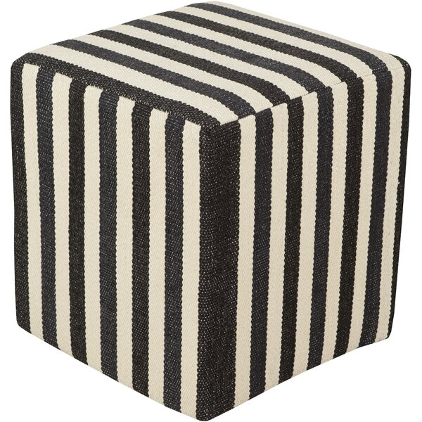 Redfield Pouf by Darby Home Co