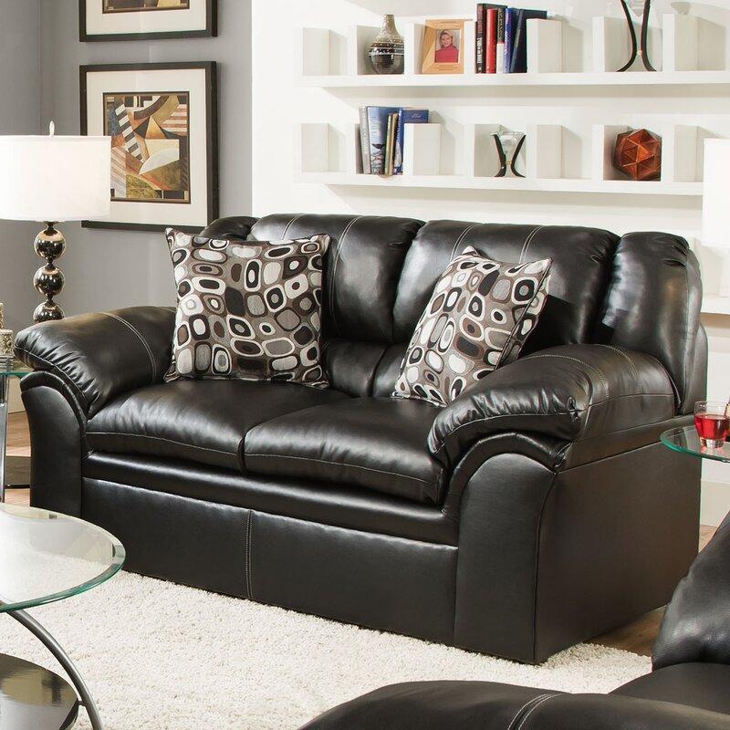 Great Buy Simmons Upholstery Finnegan Loveseat By Alcott