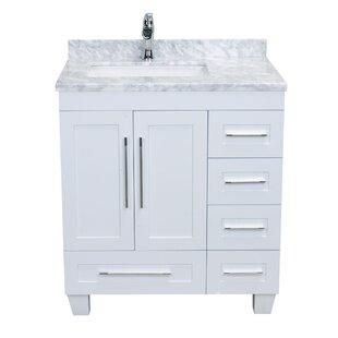 Best Price Kempst 31 Single Bathroom Vanity Set ByHighland Dunes