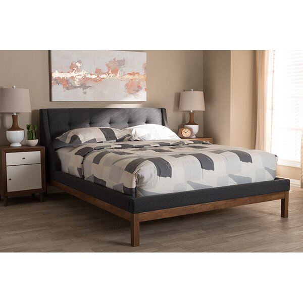 Bifrost Upholstered Platform Bed by Latitude Run