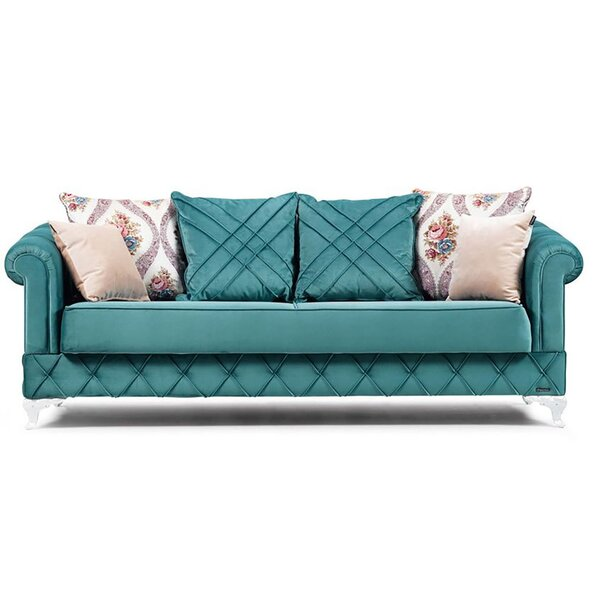 Modern Style Branson Sofa by Everly Quinn by Everly Quinn