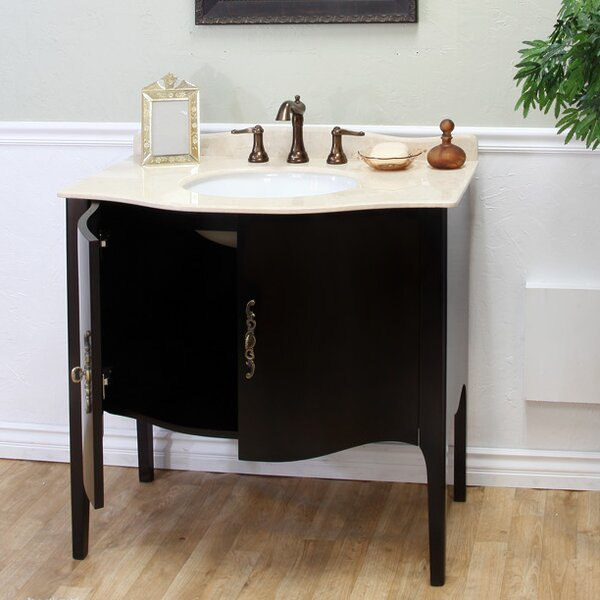 37 Single Bathroom Vanity Set by Bellaterra Home