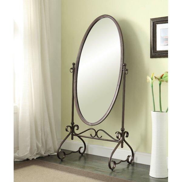 Antique Cheval Mirror by Red Barrel Studio