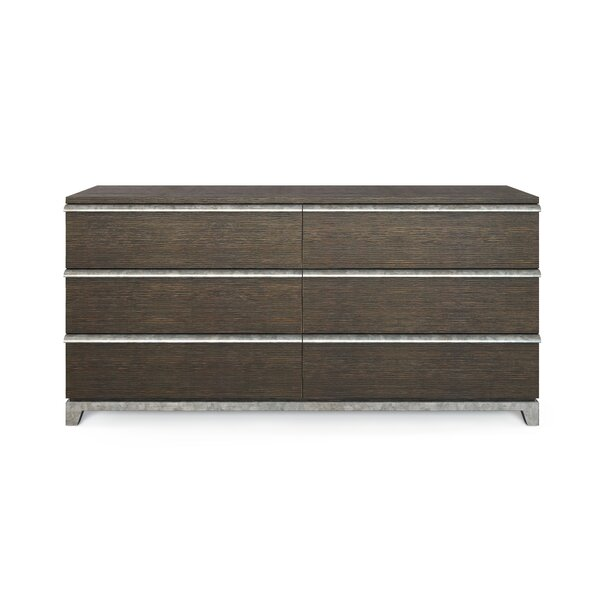 6 Drawer Double Dresser by Stanley Furniture