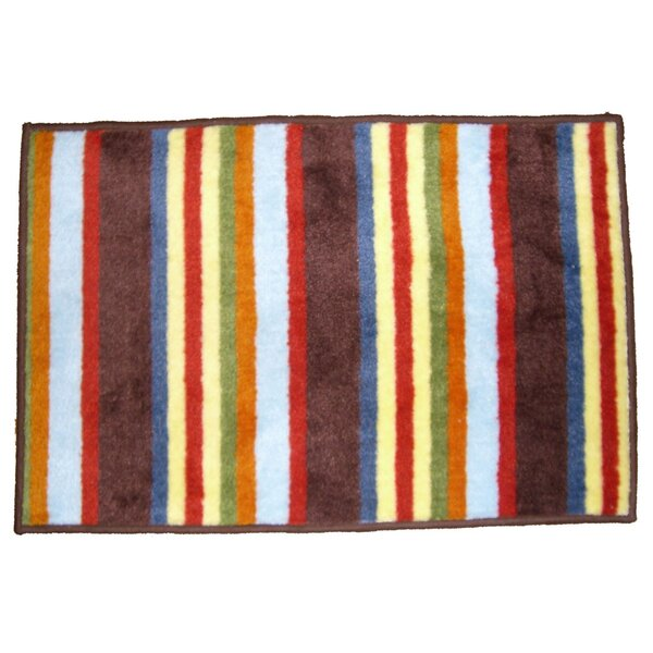 Abc123 Area Rug by Bacati