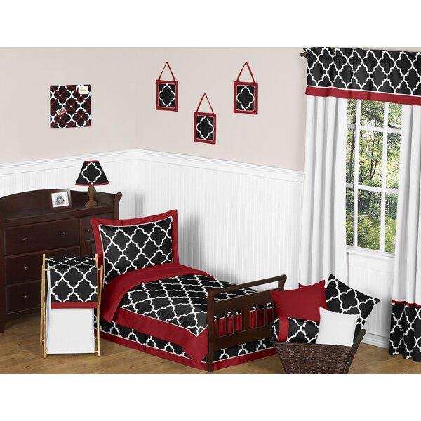 Trellis 5 Piece Toddler Bedding Set by Sweet Jojo Designs
